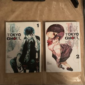 Tokyo Ghoul manga's 1 & 2 for Sale in Goodyear, AZ
