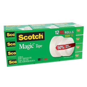 3M Scotch Magic Tape, 12-count for Sale in Pompano Beach, FL