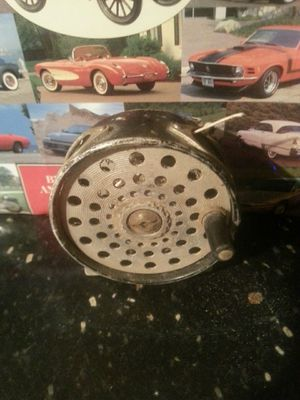 Vintage Model 61 Martin fly fishing reel for Sale in Columbus, OH