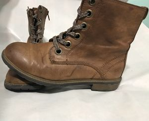 Girl Boots| size 4_Brown for Sale in Mesquite, TX
