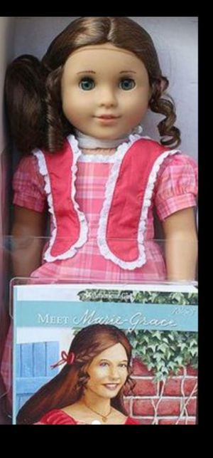 American Girl Doll Marie Grace for Sale in Reading, PA