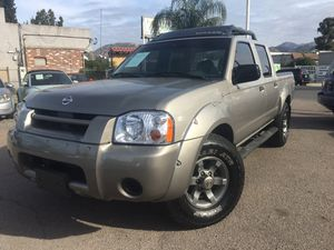 2004 Nissan frontier 4dr for Sale in San Diego, CA