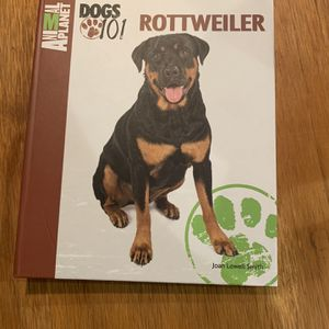 Rottweiler Book for Sale in Lumberton, NJ