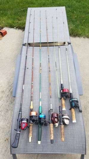 Vintage Fishing Rod & Reel Combos for Sale in Mount Prospect, IL