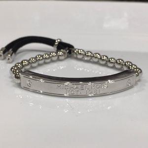 Me Michael kors plaque silver tone bracelet for Sale in Silver Spring, MD