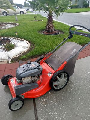 Lawn mower self propelled. 22 in for Sale in Davenport, FL
