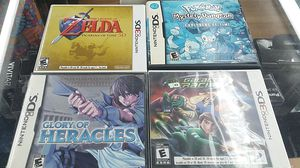 NINTENDO 3DS GAMES ALL IN SPECIAL FOR SALE!!! for Sale in Miami Beach, FL