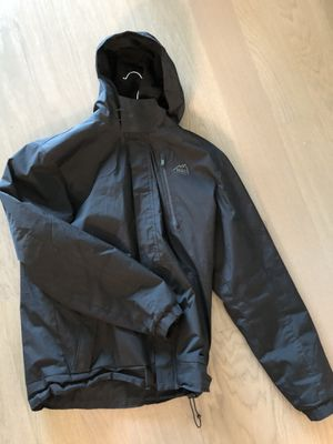 Black Vans Rain Jacket for Sale in Boston, MA
