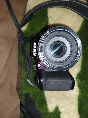 NIKON COOLPIX B5000 40X zoom for Sale in Gilmer, TX