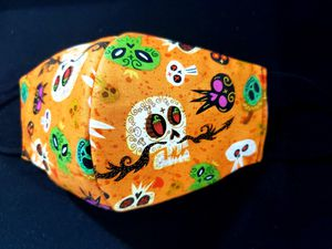 Halloween Skulls Mask Dia De Los Muertos for Sale in Anaheim, CA