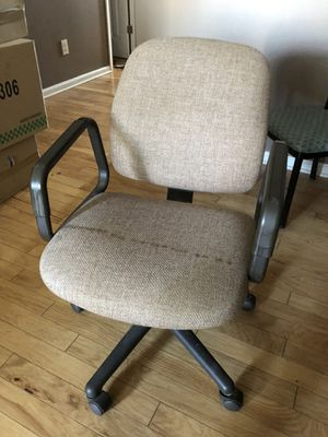 Office automatic swivel chair for Sale in Virginia Beach, VA