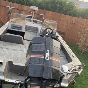 Champion Bass Boat NO TRADES for Sale in Manteca, CA