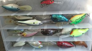 Fishing lures for Sale in Fayetteville, AR