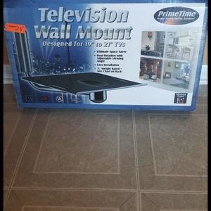 Prime Time Tv Wall Mount . Brand New for Sale in Utica, MI