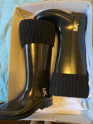 Michael Kota Rain Boots 👢 for Sale in Los Angeles, CA