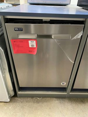 New Maytag Stainless Steel Built In Dishwasher 1 Year Manufacturer Warranty Included for Sale in Chandler, AZ