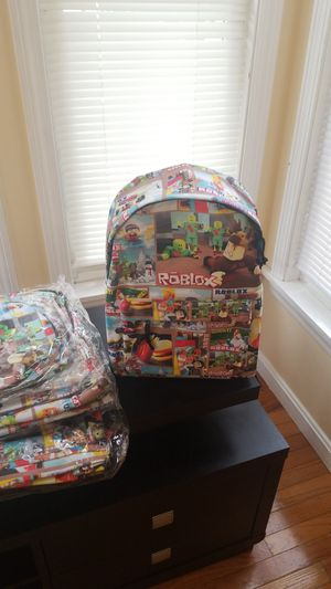 Roblox backpack for Sale in Pawtucket, RI