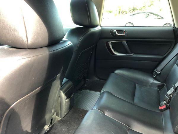 2007 Subaru Outback Limited