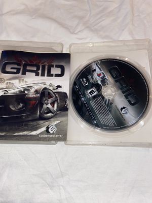 GRID PS3 for Sale in Fresno, CA
