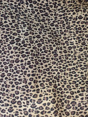 Leopard print fabric 1/2 yard for Sale in Dixon, MO