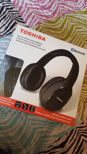 New Toshiba Headphones for Sale in San Diego, CA