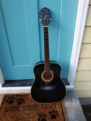 Vintage 1970s Harmony Sovereign Acoustic Guitar. for Sale in Cary, NC