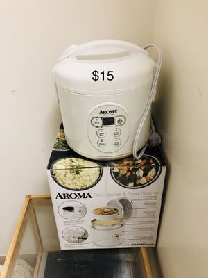 Rice cooker for Sale in Arlington, VA