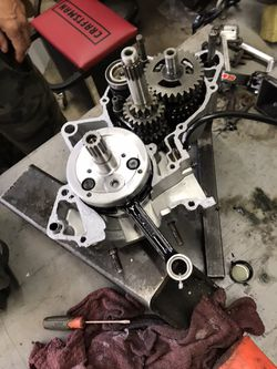 YZ 125 complete bottom end fresh for Sale in Oxon Hill,  MD
