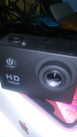 HD 1080 video camera for Sale in South Windsor, CT
