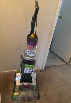 Bissell steam cleaner (pet pro 2x evolution) for Sale in Stockton, CA
