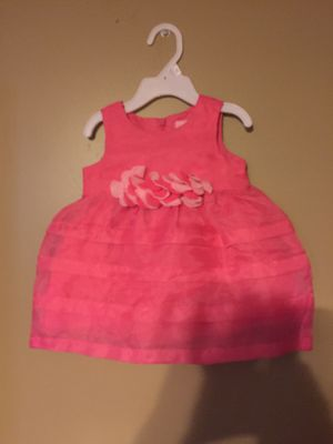 Girls 6 to 9 month dress Easter new no tags for Sale in New Brighton, PA