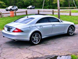 2006Mercedes-Benz CLS 500 - 85 K Miles - 1 Owner for Sale in Charlottesville, VA