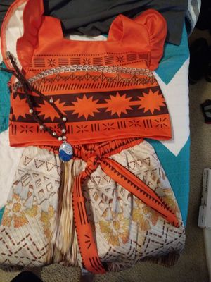 Moana costume for Sale in Mesa, AZ
