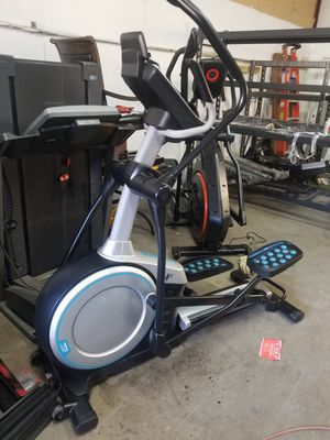 semi new nordictrack e9.0z elliptical for Sale in Mansfield, TX