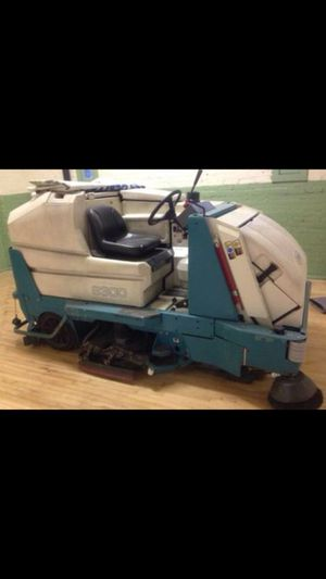 Tennant floor scrubber sweeper for Sale in Tacoma, WA