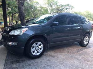 2010 Chevy Traverse for Sale in San Antonio, TX
