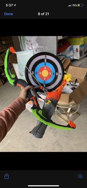 Kids archery game for Sale in Lemont, IL