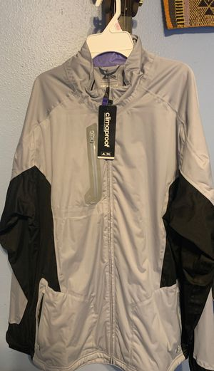 Adidas golf rain jacket - Brand New for Sale in Bothell, WA