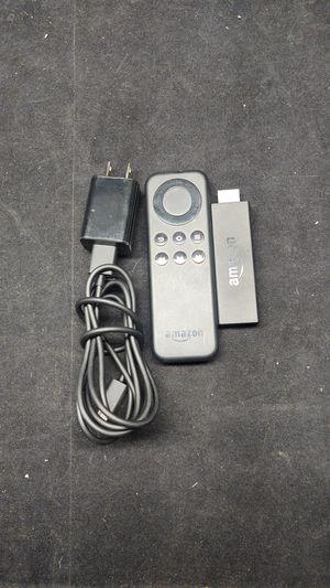 Amazon Fire TV Stick Model No. W87CUN 1st Generation Smart Media Hub for Sale in Long Beach, CA
