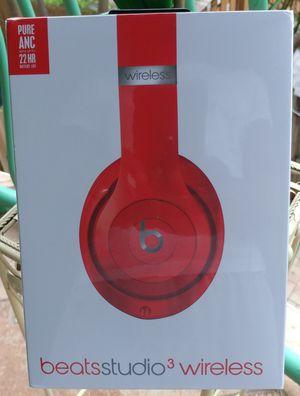 Beats Studio 3 Wireless Headphones for Sale in undefined