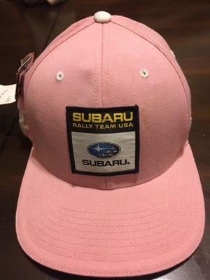 Subaru Rally Team USA Hat for Sale in Youngsville, NC
