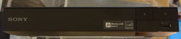**SALE PENDING** SONY Blu-ray™ Disc Player with built-in Wi-Fi®