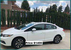 Price $1400 Honda for Sale in Washington, DC