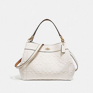 Authentic Coach Lexy Embossed Handbag for Sale in Portsmouth, VA