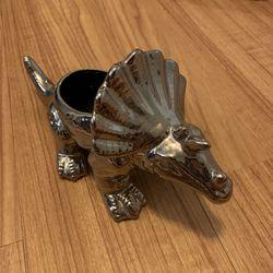 Ceramic Dinosaur Plant Holder for Sale in Winter Haven,  FL