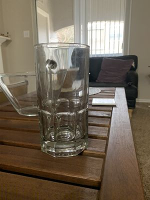 Large beer jug for Sale in Irving, TX