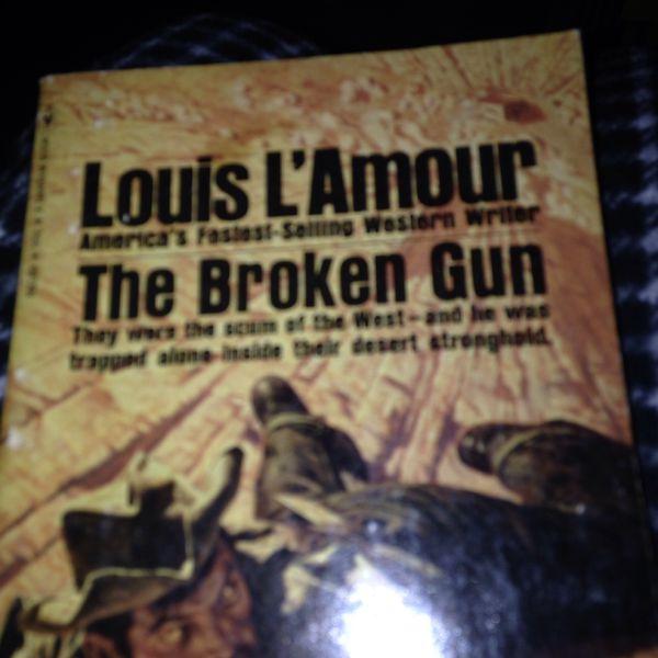 Louis LAmour Paperbacks