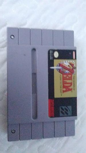 Zelda.. Super nintendo for Sale in Sandy, UT