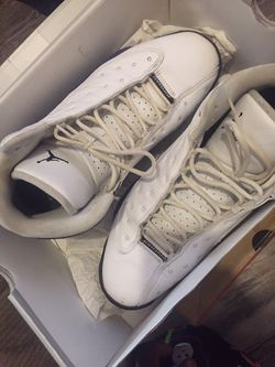 Air Jordan Retro 13 Los Angles Lakers for Sale in Peoria,  IL