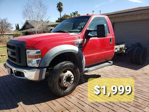 Retired company truck, not running. Selling whole truck not for parts for Sale in Corona, CA